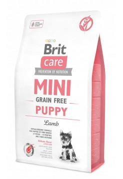 Brit Care Mini Grain Free Puppy 2 кг