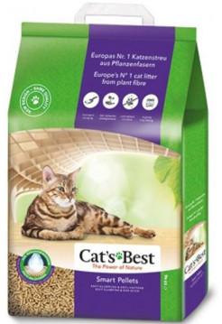 "Cat's Best ""Smart Pellets"" (5 кг/10 л)"