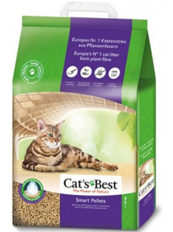 Купить Cats Best Smart Pellets (5 кг/10 л) в Минске