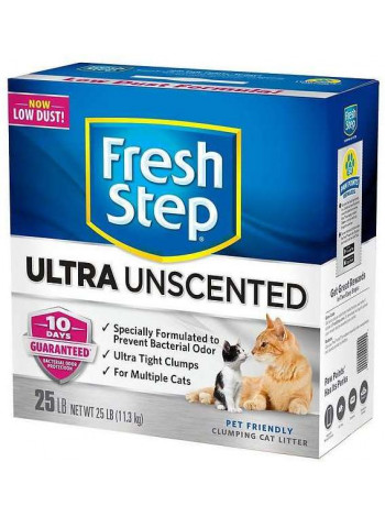 Купить Fresh Step Ultra Unscented (6.35 кг) в Минске