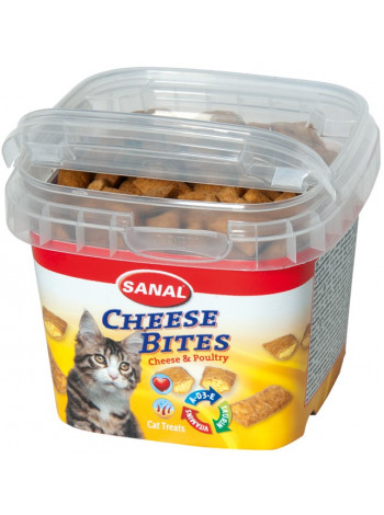 Купить Sanal Cat Cheese Bites 75 г в Минске