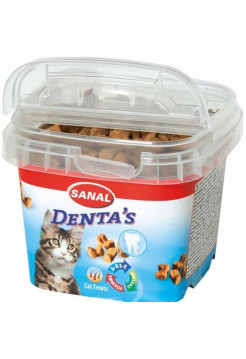 Sanal Cat Denta Bites 75 г