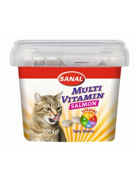 Купить Sanal Multi Vitamin Cat Treats в Минске